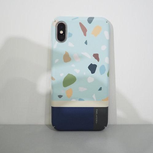 GRAPHIC PRINT - SWIMMER TERRAZZO Phone Case