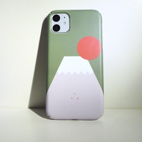 GRAPHIC PRINT - Mount Fuji 003 Phone Case