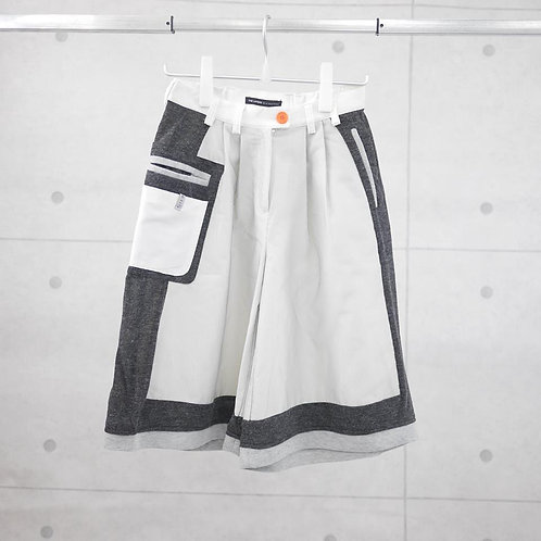 SSU 002- Space Knit Striped Pants