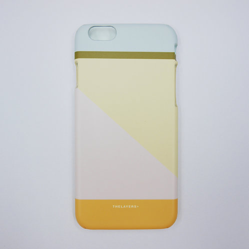 GRAPHIC PRINT - PEAR iPhone Case