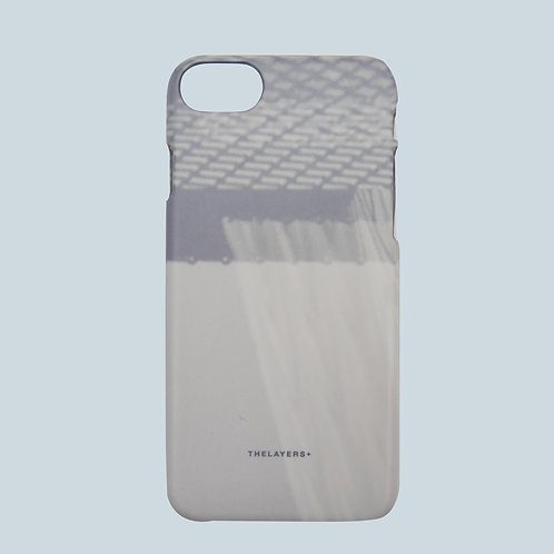GRAPHIC PRINT - SHADOW OF MAZE iPhone Case