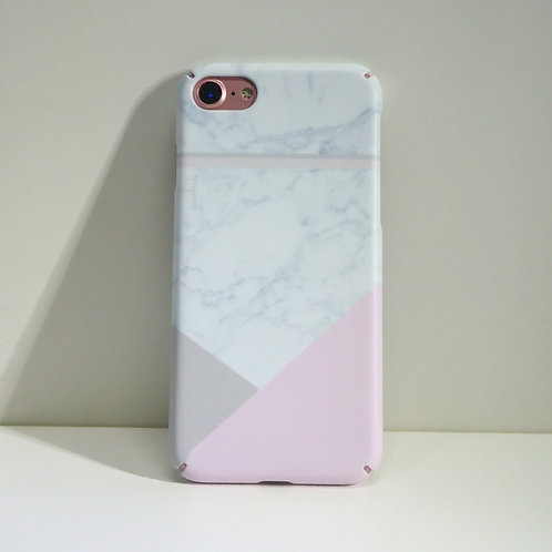GRAPHIC PRINT - RAPUNZEL MARBLE Phone Case
