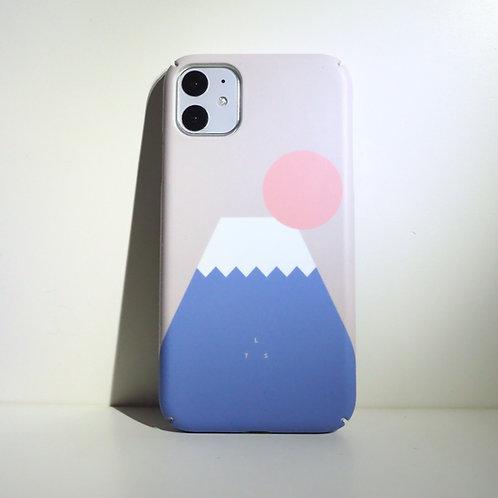 GRAPHIC PRINT - Mount Fuji 001 Phone Case