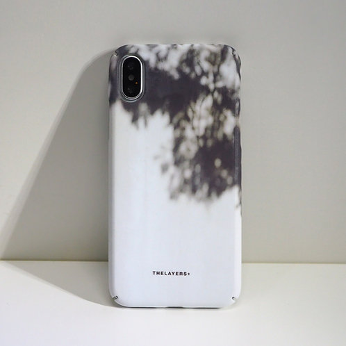 GRAPHIC PRINT - SHADOW OF THICKET iPhone Case