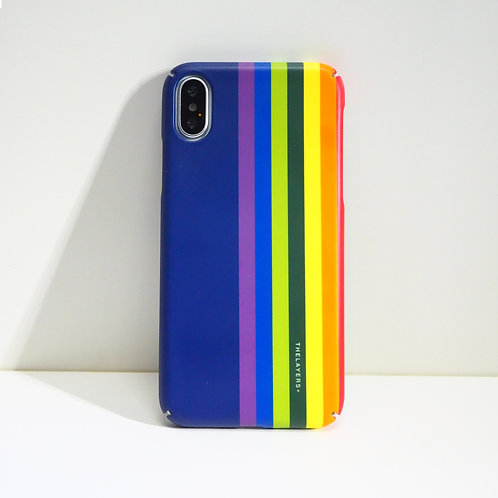 GRAPHIC PRINT - Rainbow LGBT Phone Case