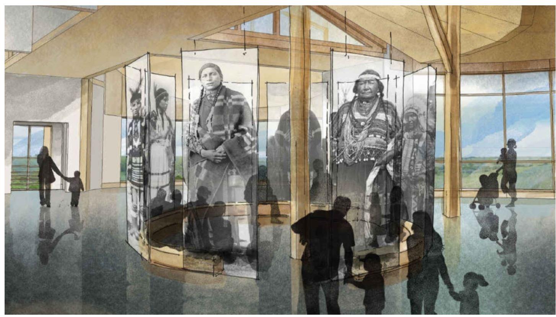 Wanuskewin Heritage Park Panels