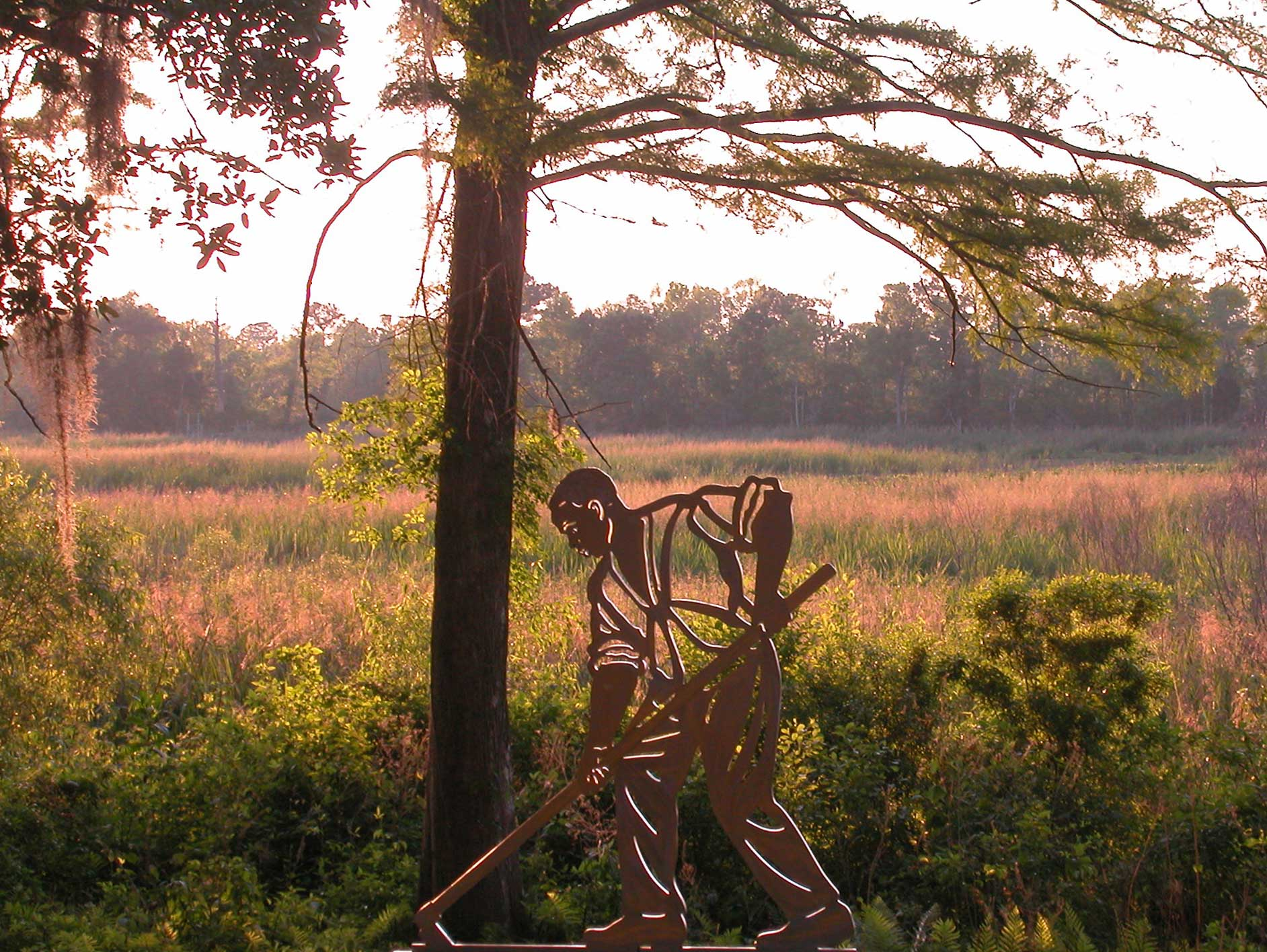 Brookgreen Garden Low Country Trail Sculpture
