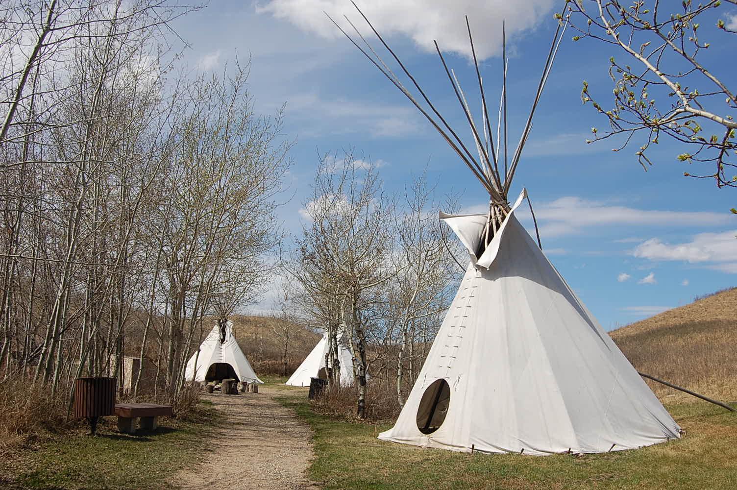Tipi-Village