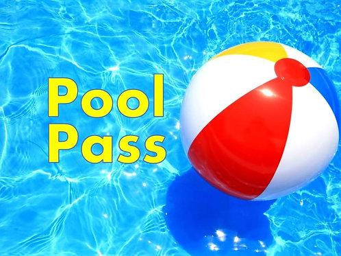 Individual Pool Pass