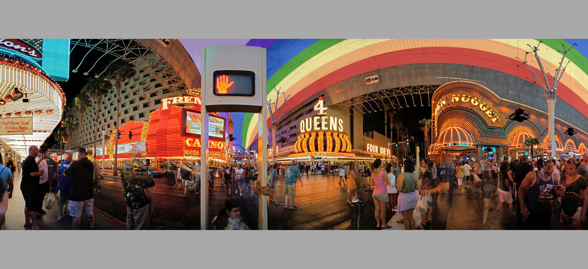 Fremont Street, Las Vegas, Nv