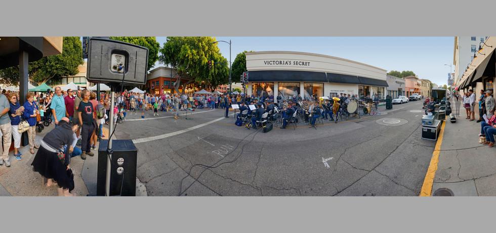 Market Night, San Luis Obispo, Ca