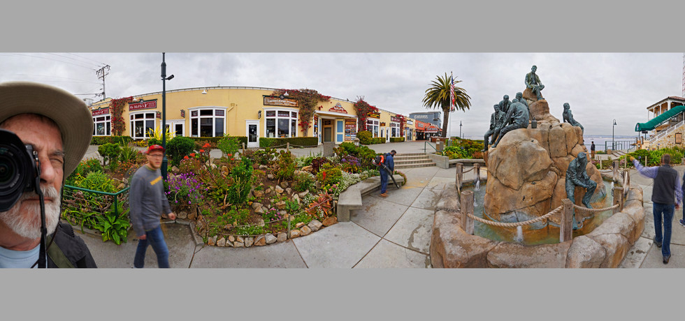 Cannery Row, Monterey,Ca