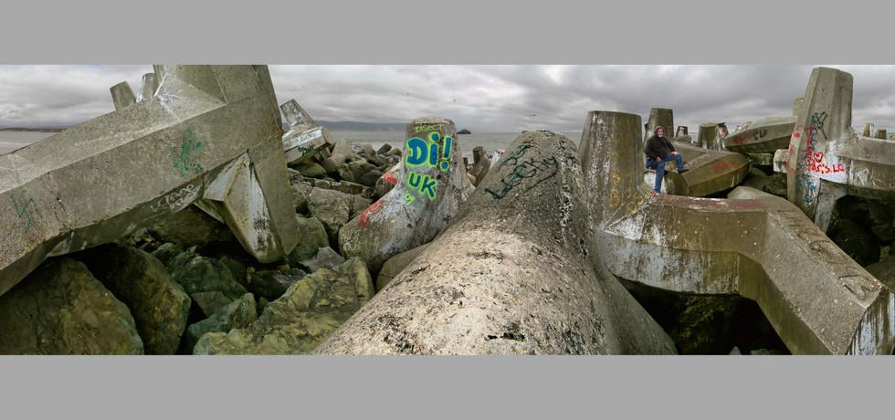 Breakwater 03, Crescent City, Ca