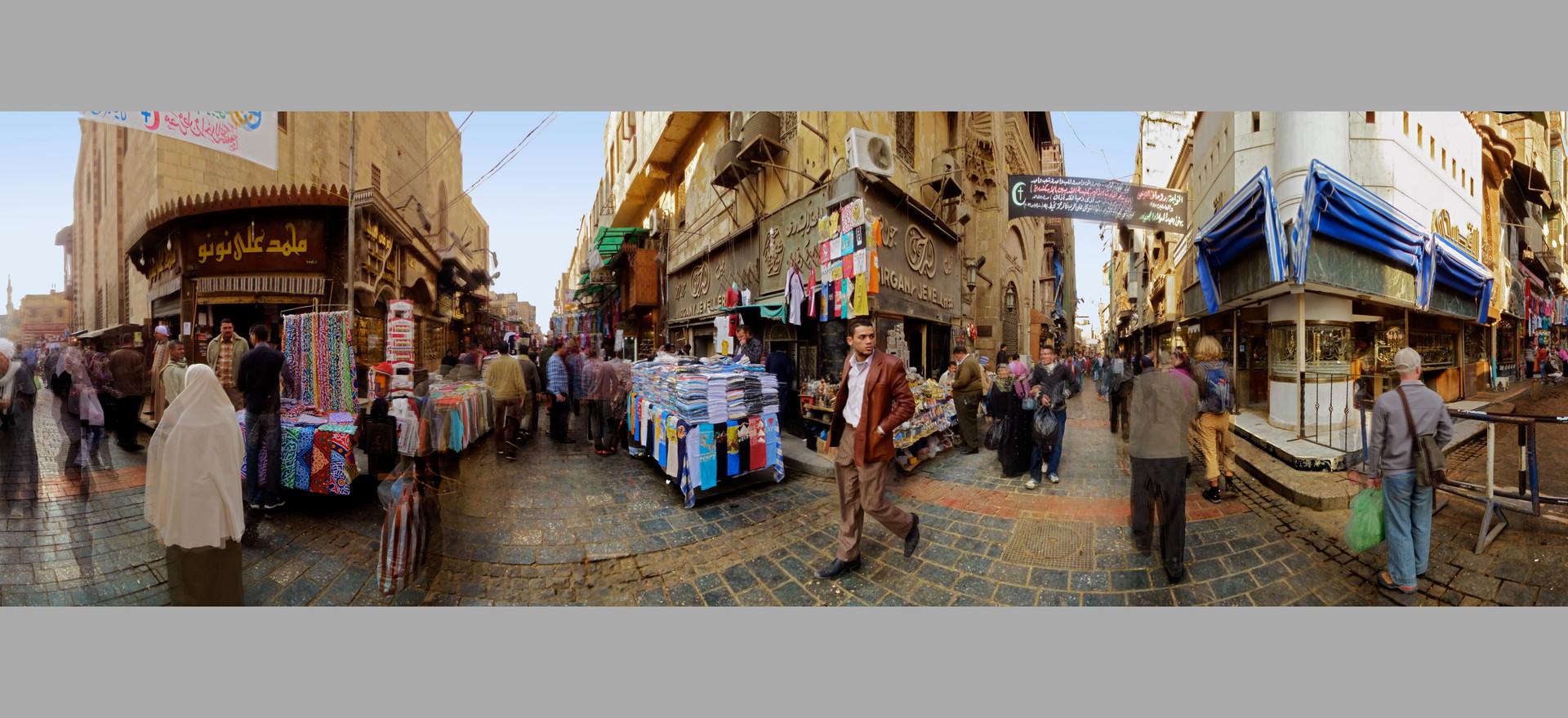 Khan-el-Khalili Bazaar, Cairo, Egypt