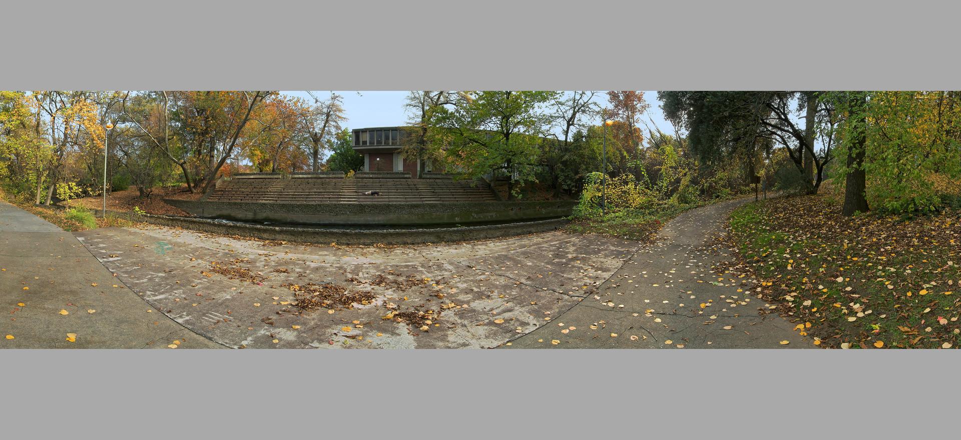 Amphitheater #3, CSU, Chico, Ca