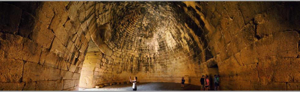 B13  Beehive Tomb, Mycenae, Greece