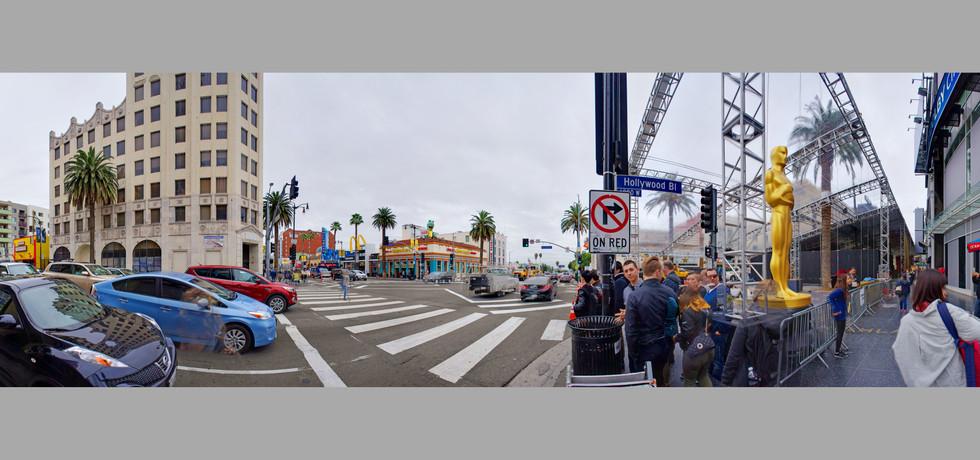 Oscar Aftermath, Hollywood, Ca