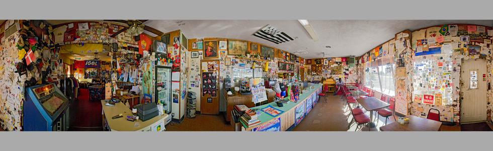 Bagdad Cafe, Route 66, Ca