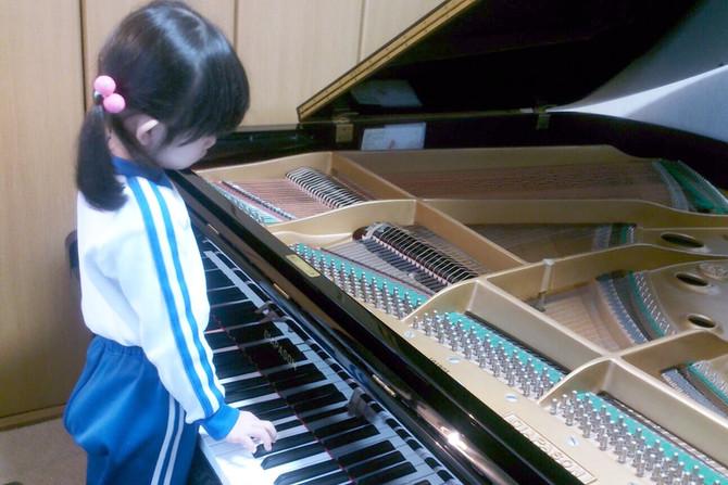 ピアノを知る。