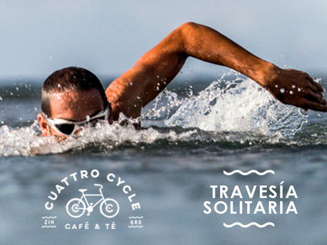 Reto Travesía Solitaria (nado / swim)
