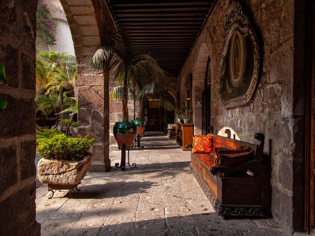 Hotel de la Soledad, Morelia Mx
