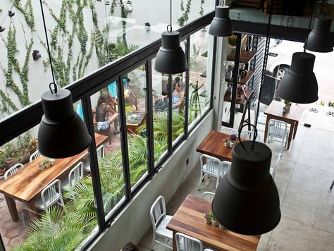 Cuattro Cycle Café y Té