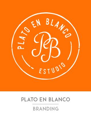 PLATO EN BLANCO