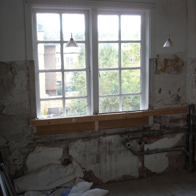 Modification fenêtre
