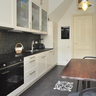 Rénovation cuisine, La Haye, Pays-Bas