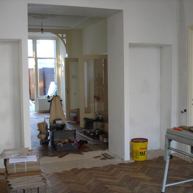 Projet appartement, La Haye, Pays-Bas