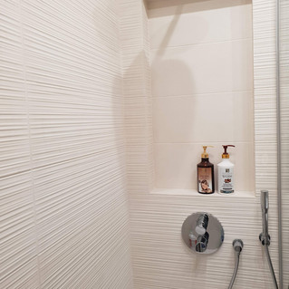 Projet salle de bain, La Robertsau, Strasbourg