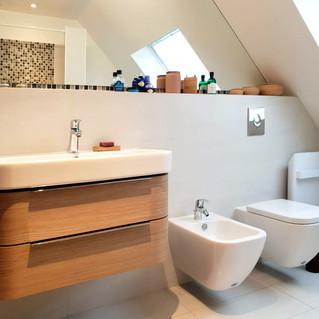 Aménagement salle de bain, La Robertsau, Strasbourg