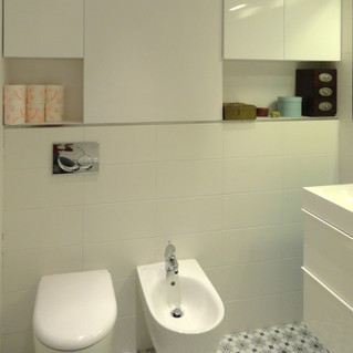 Projet salle de bain, La Haye, Pays-Bas