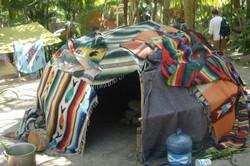 Temazcal - sweat lodge