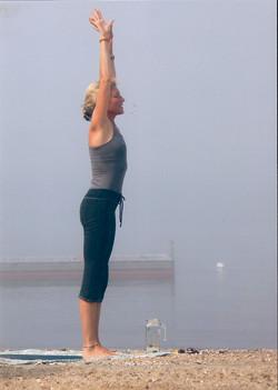 Martha Beach Yoga