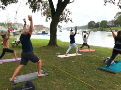 Pinkney Park Yoga