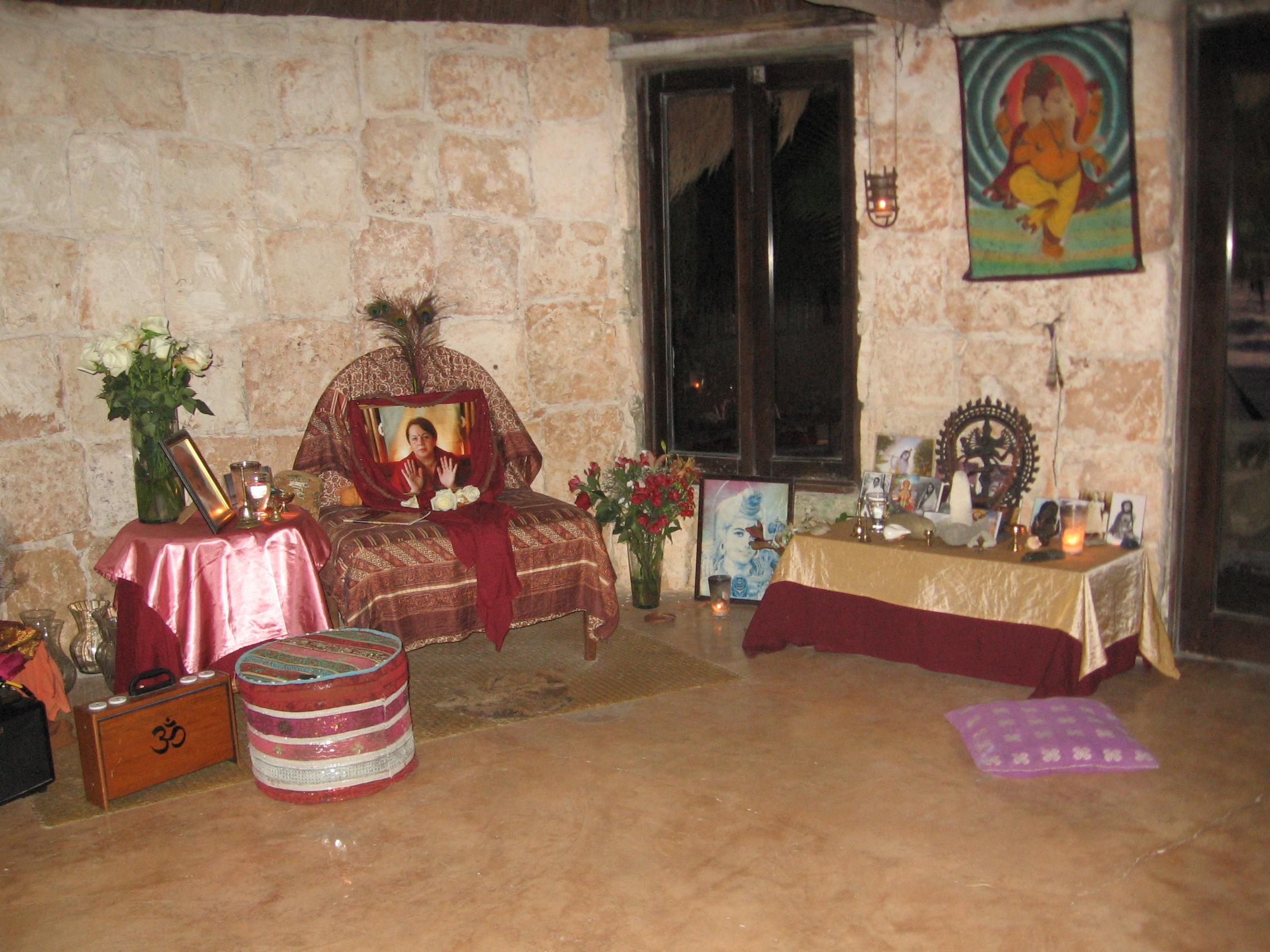 Uno Astro temple
