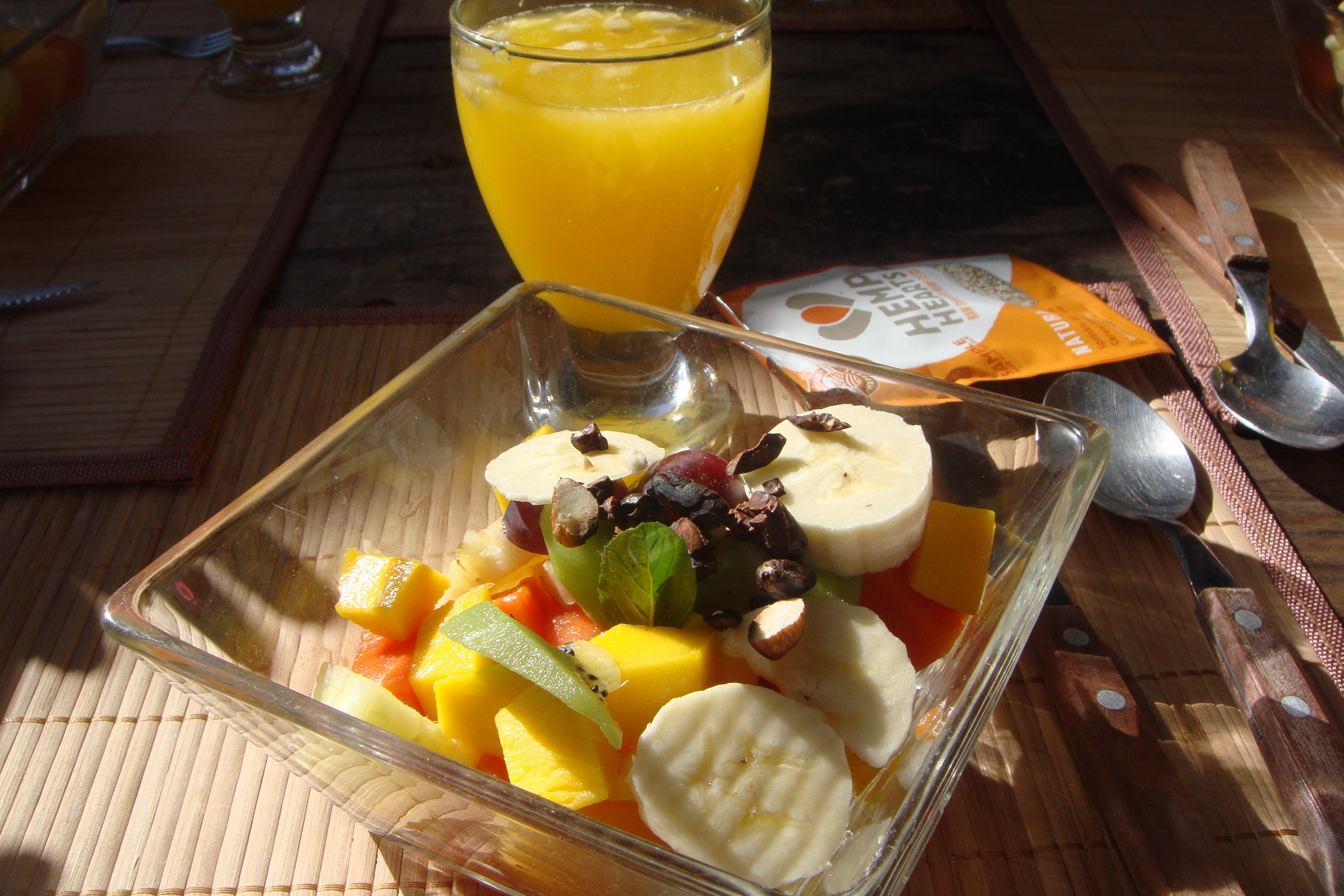 More delicious breakfast