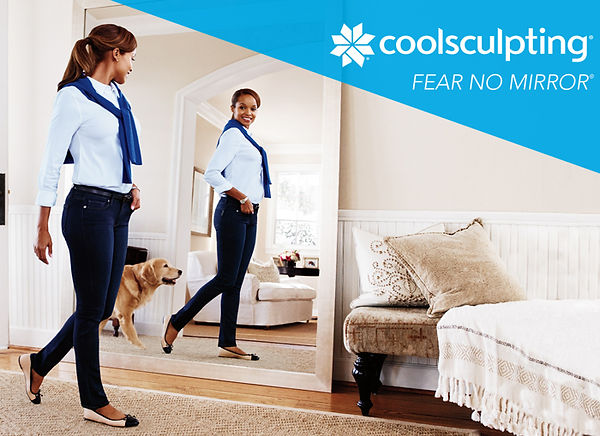 Coolsculpting Fear no Mirror
