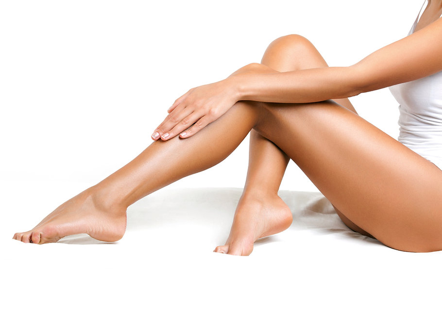 Hair Removal smooth legs