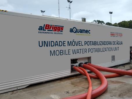 Prefeitura anuncia tecnologia inédita que vai ampliar abastecimento de água