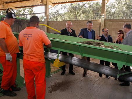 Resíduos de podas da Capital passarão por processo de trituração