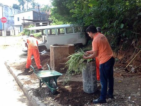 Ação Foco no Foco revitaliza mais três áreas no bairro Bom Jesus