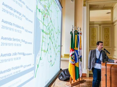 Prefeitura terá sistema inédito no país para qualificar trânsito