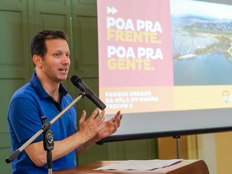 Lançado o edital que prevê roda-gigante na Orla do Guaíba