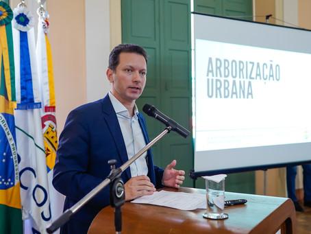 Porto Alegre terá plantio de 4,7 mil árvores em formato inédito