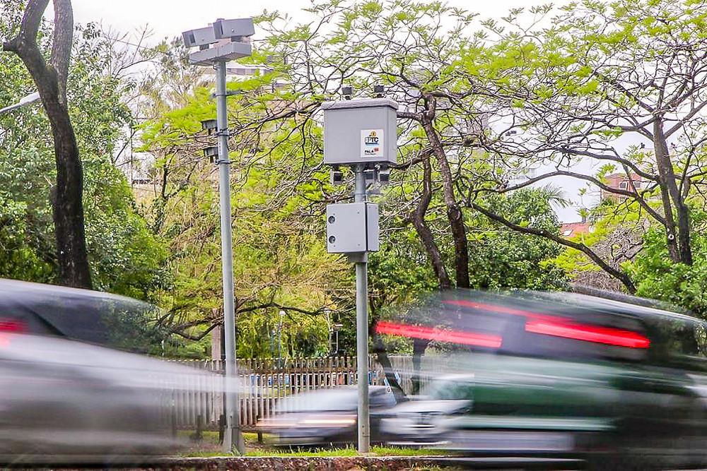 Cercamento eletrônico é destaque na redução de roubo de veículos | Foto: Joel Vargas (Arquivo PMPA)