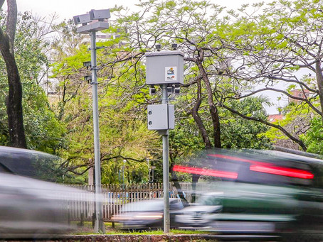 Cercamento eletrônico contribui para redução de roubo de veículos em Porto Alegre