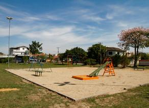 Prefeitura revitaliza praça na 4ª Unidade da Restinga