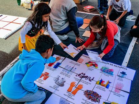 DMLU realiza atividades no Dia Mundial do Meio Ambiente